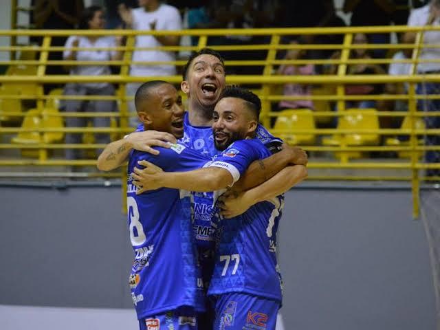 De olho na vitória, São Carlos encara Cascavel na Liga Nacional - Crédito: Ednelson Simonetti