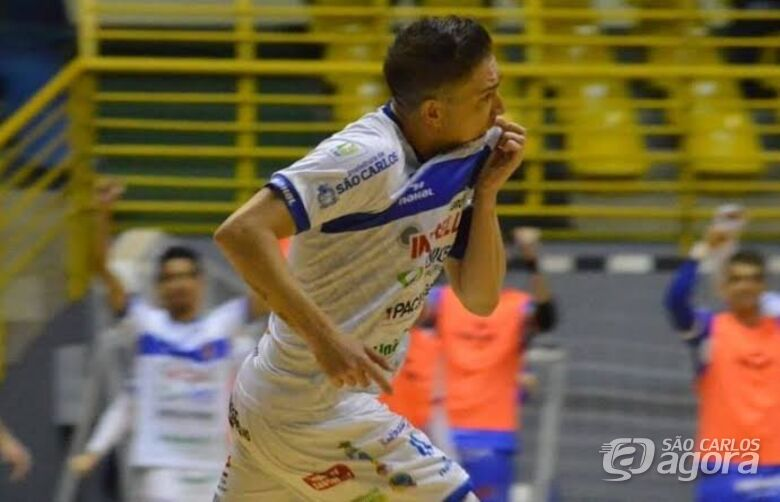 Só a vitória interessa para São Carlos em Santa Catarina - Crédito: Ednelson Simonetti