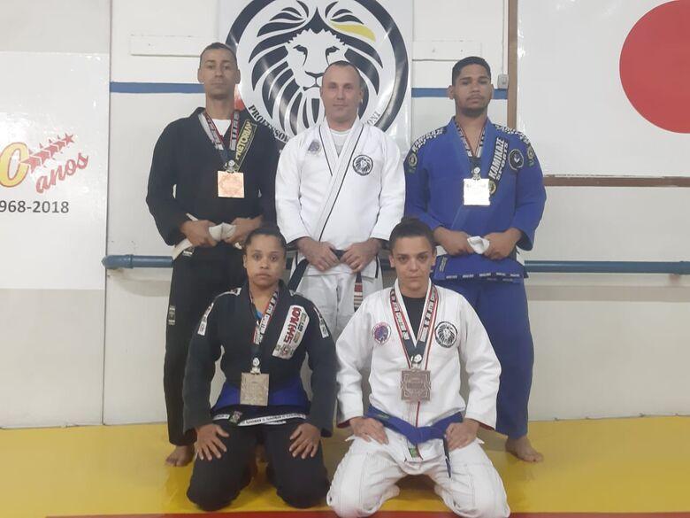 São-carlenses brilham no Mundial de Jiu-Jitsu - Crédito: Divulgação