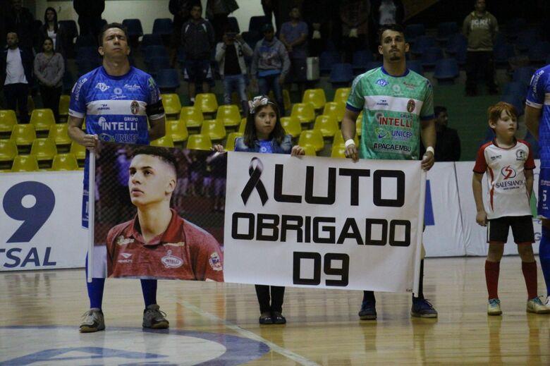 Pela Liga Nacional, São Carlos é goleado em casa - Crédito: Ednelson Simonetti