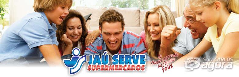 Confira as ofertas do supermercado Jaú Serve -