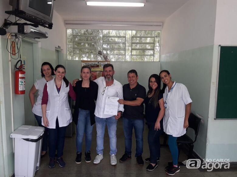 Vereador Malabim consegue ampliação e ginecologista para Posto de Saúde no Parque Delta - Crédito: Divulgação