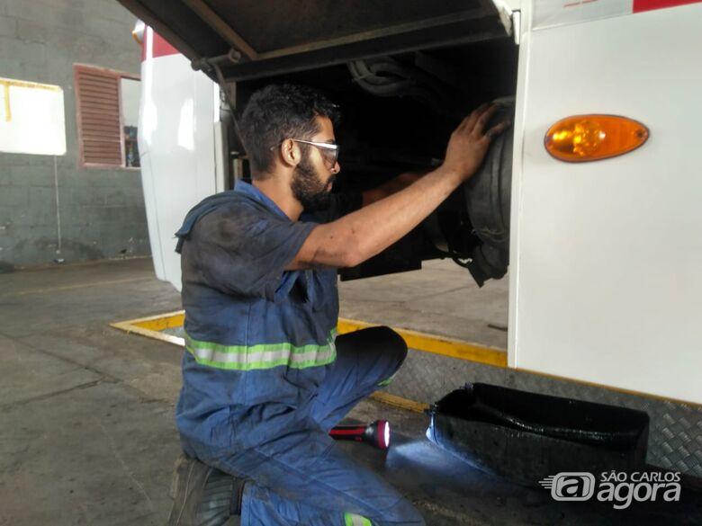 Suzantur São Carlos está contratando mecânico diesel e ½ oficial mecânico - Crédito: Divulgação