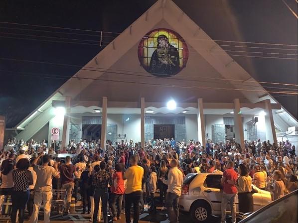 SOS Oração da Paróquia São Nicolau completa 15 anos - Crédito: Divulgação