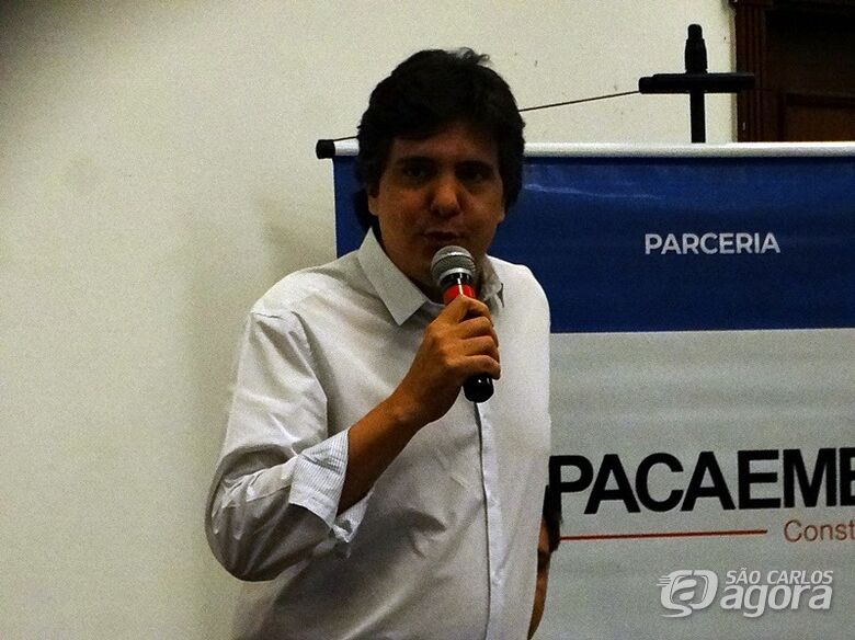 Construtora Pacaembu anuncia investimentos de R$ 70 milhões e a construção de 500 moradias no Cidade Aracy - Crédito: Marcos Escrivani
