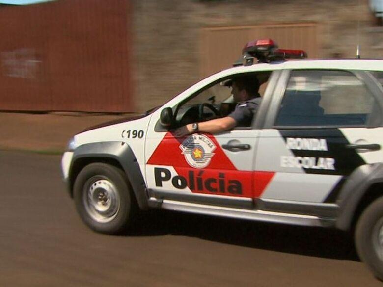 Bandido é morto ao sacar arma durante abordagem policial em Itirapina - Crédito: Divulgação