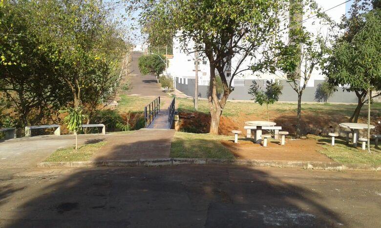 Malabim tem reivindicação atendida e praça será revitalizada - Crédito: Divulgação