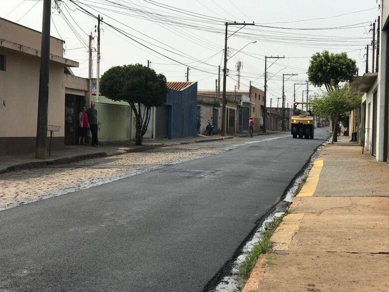 Maior etapa de recape de São Carlos começa nesta segunda-feira -