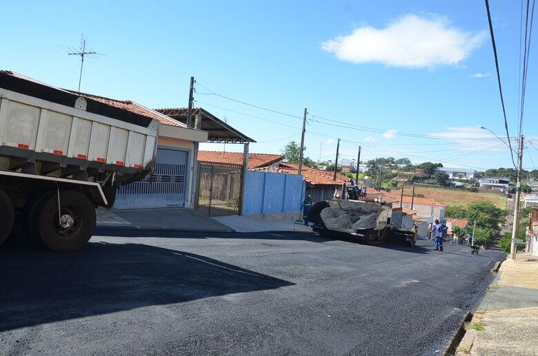 Nova fase do recape começa pelas ruas 7 de Setembro e Visconde e Inhaúma -