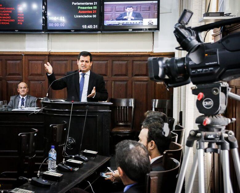 Prefeitura não tem concurso público vigente, diz Roselei - Crédito: Divulgação