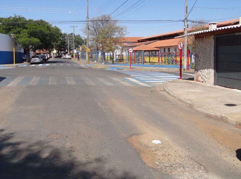 Vereador Roselei solicita recuperação de ruas do Santa Felícia e Acapulco - Crédito: Divulgação