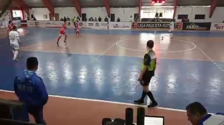 São Carlos estreia com goleada na Liga Paulista - Crédito: Ednelson Simonetti