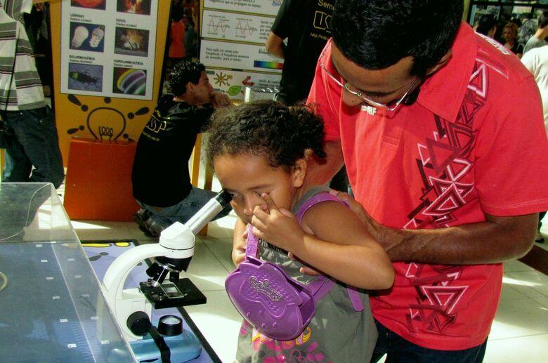Passeio São Carlos recebe exposição científica e educacional do IFSC/USP São Carlos - Crédito: Divulgação