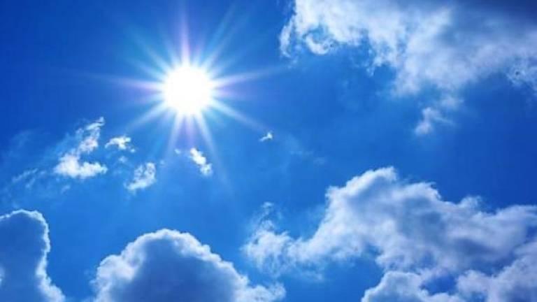 Temperatura volta a subir e termômetros podem chegar aos 28ºC nesta quinta-feira - Crédito: Divulgação
