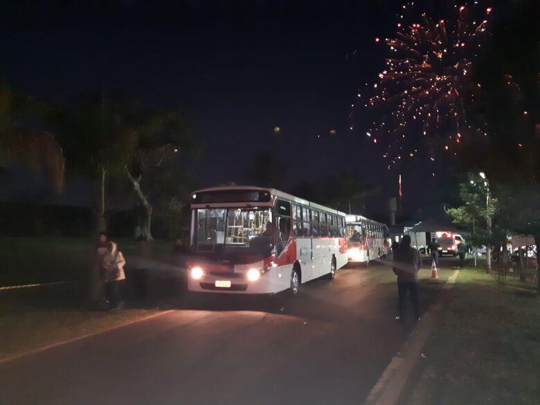 Festa da Babilônia terá ônibus a partir das 4h30 da manhã - Crédito: Divulgação