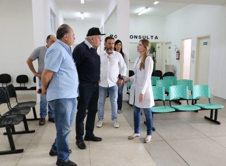 Unidade Básica de Saúde da Redenção é reformada e ampliada - Crédito: Divulgação