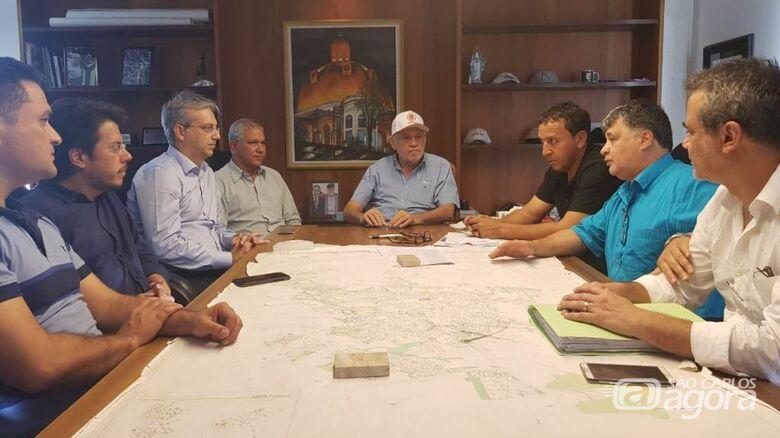 Prefeitura entrega licença para início das obras do novo hospital da UNIMED - Crédito: Divulgação