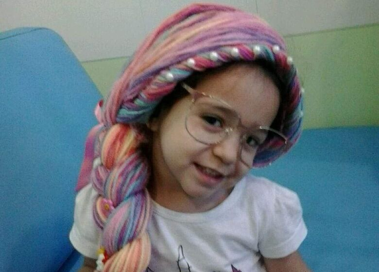 Criança com dois anos é diagnosticada com leucemia e pais precisam de ajuda - Crédito: Divulgação