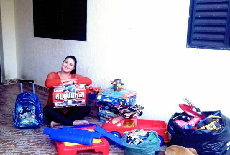 Natal Solidário deve atender 5 mil crianças no Cidade Aracy - Crédito: Marcos Escrivani