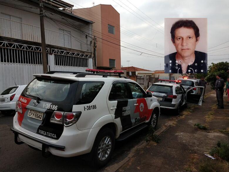 Homem é encontrado morto no Jardim São João Batista - Crédito: Luciano Lopes