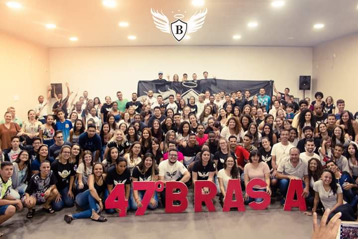 Grupo Brasa convoca jovens para 48°encontro do Brasa - Crédito: Divulgação