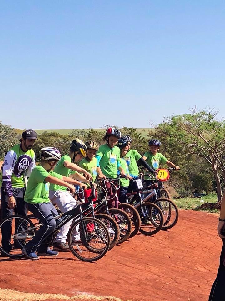 ASC promove nova atividade na pista de BMX no Botafogo - Crédito: Flor Carrizo