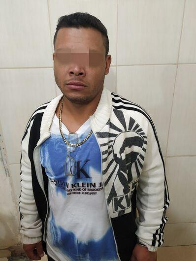 Procurado por roubo é detido após tentativa de furto - Crédito: Divulgação