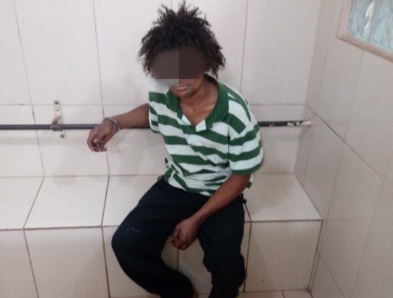 Procurado por tráfico é detido pela PM na Vila Pureza - Crédito: Divulgação