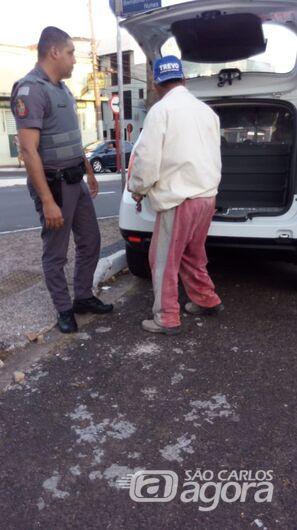 Desentendimento após furto termina facadas e pedradas próximo ao cemitério - Crédito: Luciano Lopes