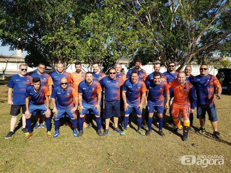 PII de Itirapina promove 1º Torneio de Futebol Society para servidores - Crédito: Divulgação