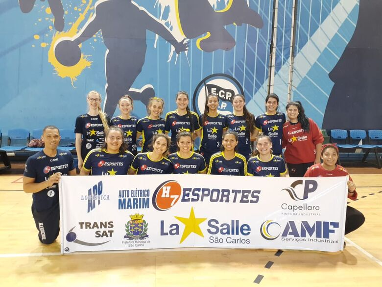 H7 Esportes/La Salle perde para o Pinheiros, mas faz boa apresentação - Crédito: Divulgação