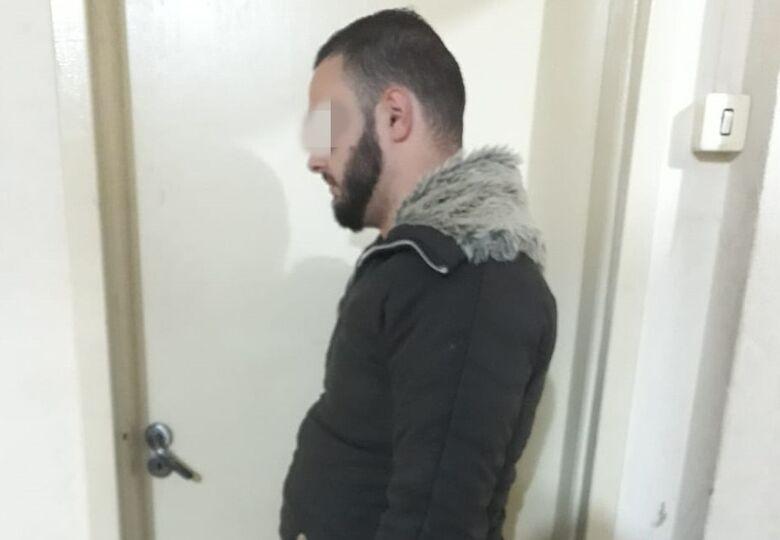 """""""Ex"""" é acusado de agredir esposa no São Carlos 8; PM encontra arma falsa na casa - Crédito: Divulgação"""