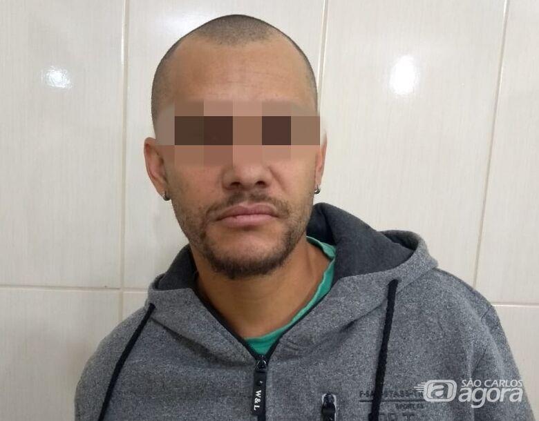 Procurado pela Justiça é detido no Jardim Zavaglia - Crédito: Divulgação
