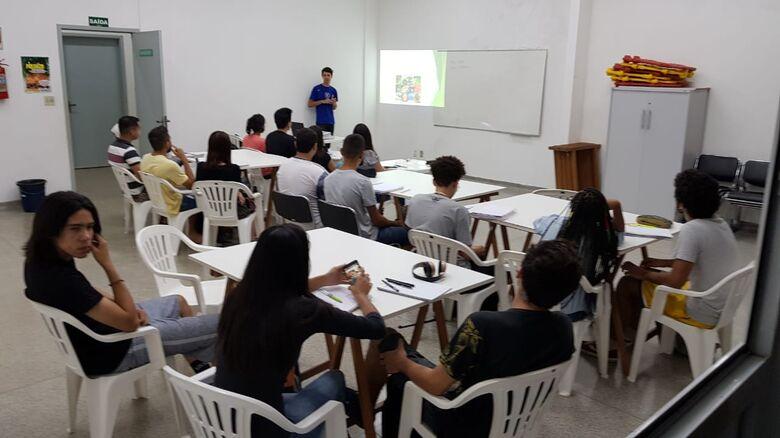 Vaquinha online quer garantir cursinho popular para estudantes de baixa renda - Crédito: Divulgação