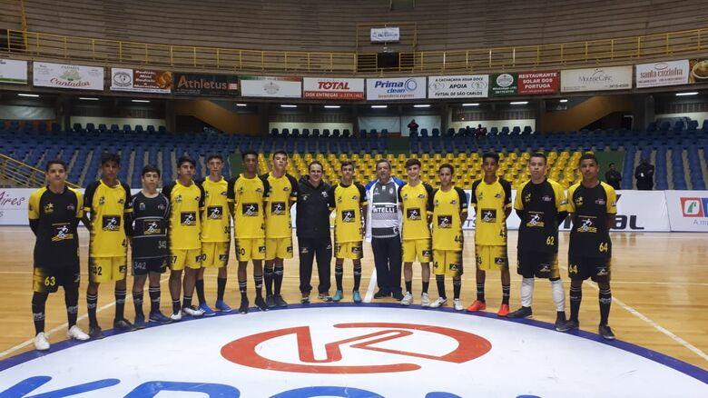 Multi Esporte/La Salle busca vaga na semifinal no Paulista Sul Minas - Crédito: Divulgação