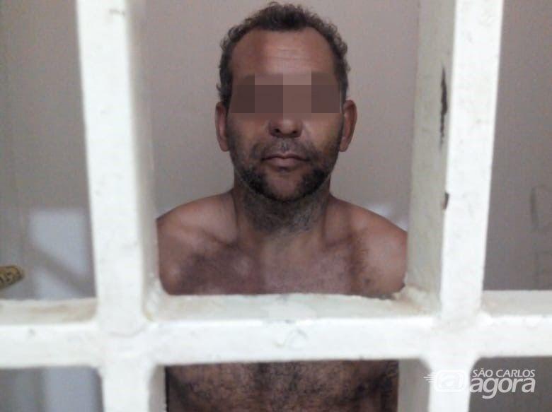 Procurado por furto é detido em Ibaté - Crédito: Divulgação