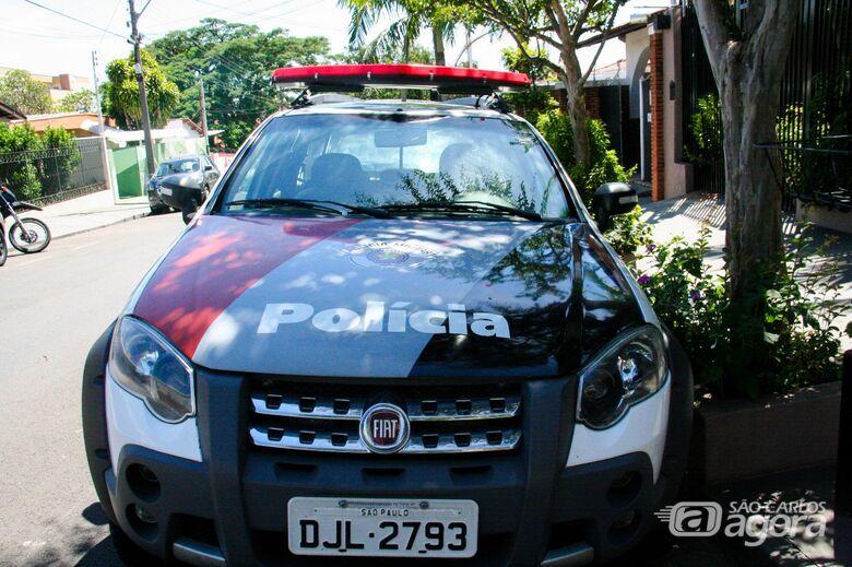 Policiais militares prendem procurado pela Justiça - Crédito: Arquivo/SCA
