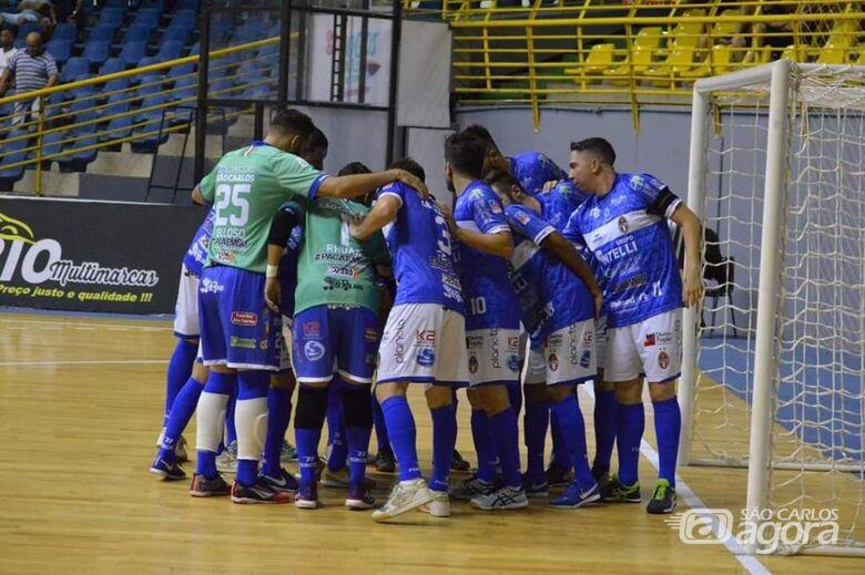 São Carlos conhece adversário dos playoffs da Liga Nacional - Crédito: Divulgação