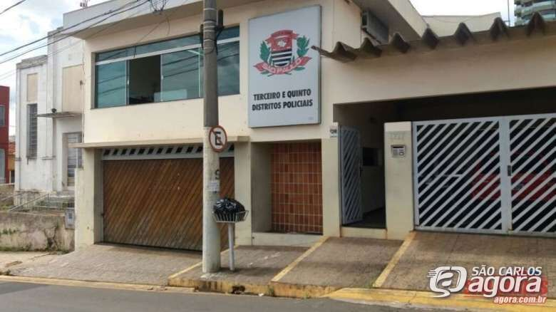 Ladrões furtam estacionamento no Centro durante a madrugada - Crédito: Arquivo SCA