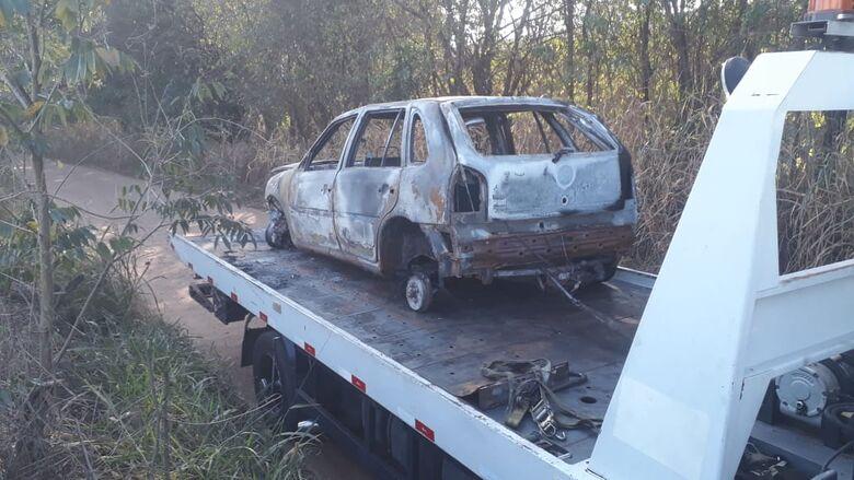 Polícia Civil localiza carro de homem que estava desaparecido e foi encontrado morto - Crédito: Colaborador/SCA