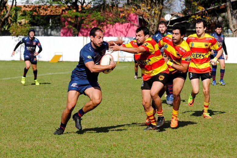 Mackenzie e São Carlos duelam pela liderança no Paulista B - Crédito: Laís Girotto/Rugby São Carlos