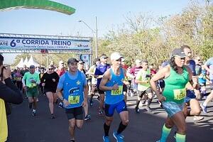 Domingo tem a 5ª Etapa do Campeonato Corrida Treino de Rua Ibaté - Crédito: Divulgação