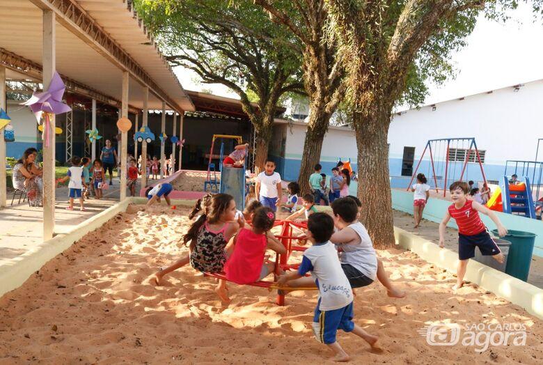 Escola municipal recebe melhorias por meio do Programa Escola + Bonita do Governo do Estado - Crédito: Divulgação