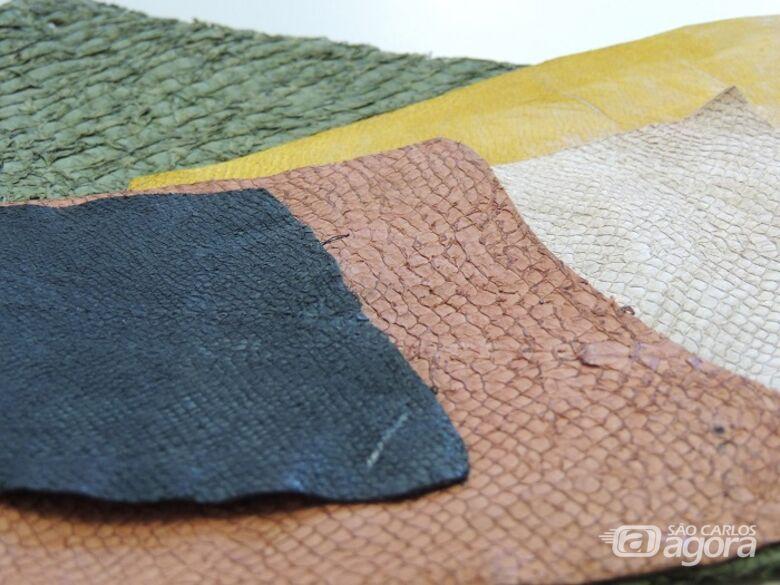 Cursos ensinam a curtir e trabalhar couro de tambaqui são organizados pela Embrapa São Carlos - Crédito: Ana Maio