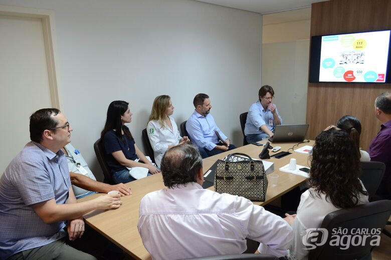 Santa Casa é reconhecida como instituição credenciadora de residência médica - Crédito: Divulgação