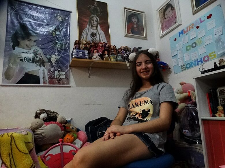"""São-carlense estrela curta-metragem que aborda o """"mundo virtual"""" - Crédito: Marcos Escrivani"""
