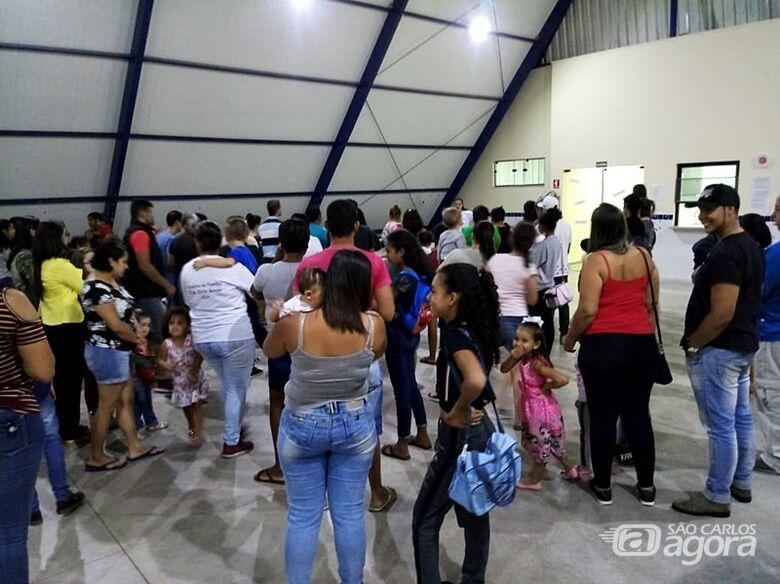 EM Edith Benini realiza Festa da Família no Jardim Cruzado - Crédito: Divulgação