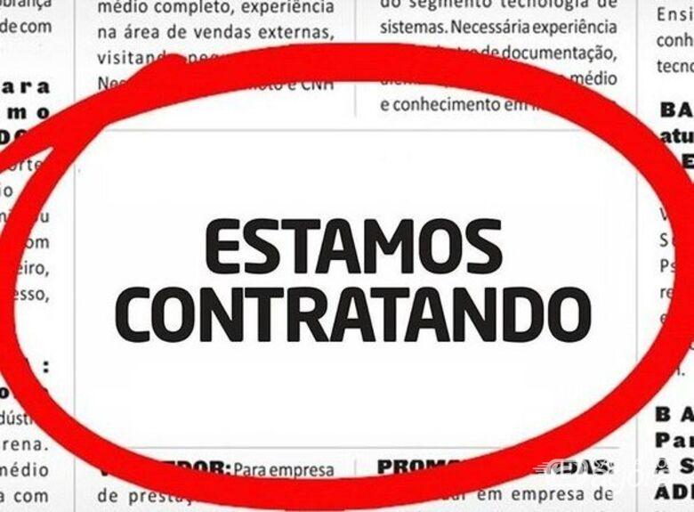 Multinacional Comércio Varejista está contratando -