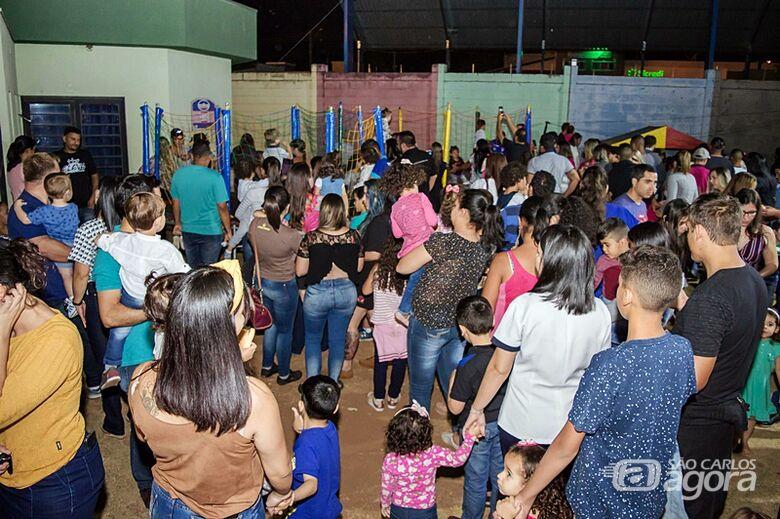 Escola Bruna Espósito realiza a Festa da Família com tema Borboletas - Crédito: Divulgação