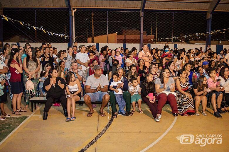 EM Profa. Vera Helena Trinta realiza Festa da Família no Jardim Icaraí - Crédito: Divulgação